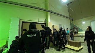В Нурсултане Спецназ задержал Бизнесменов  за не уплату налогов!