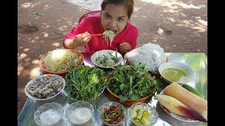 Awesome Cooking Fish With Fresh Vegetable Recipe-Cooking Fish Recipe-Village Food Factory-Asian Food