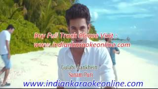 Gulabi Aankhein Karaoke | Sanam Puri Karaoke