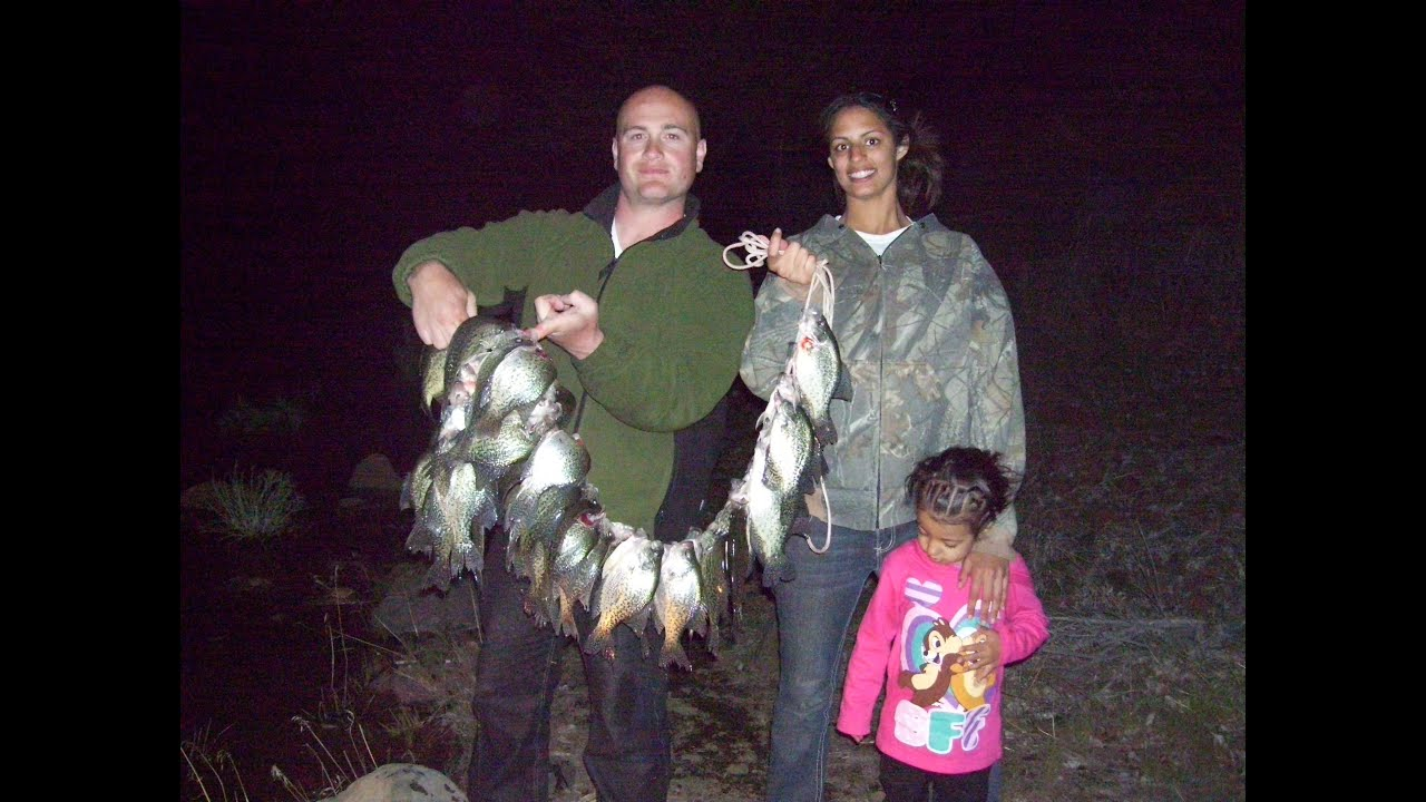 Crappie fishing 100 caught at owyhee reservoir oregon for Brownlee reservoir fishing report