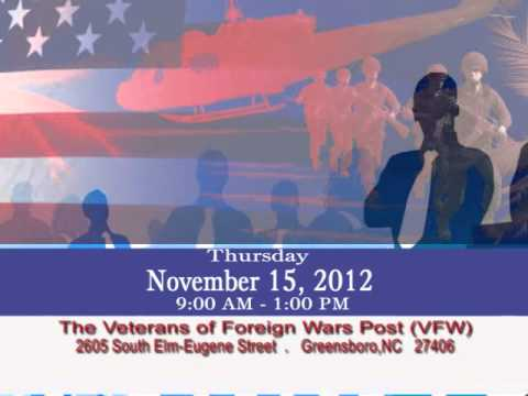 Veterans Job Fair, Greensboro, NC