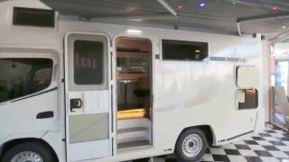 バンテックセールス ジル520 VANTECHSALES ZiL520 2015 新型キャンピングカー Motorhome in Japan
