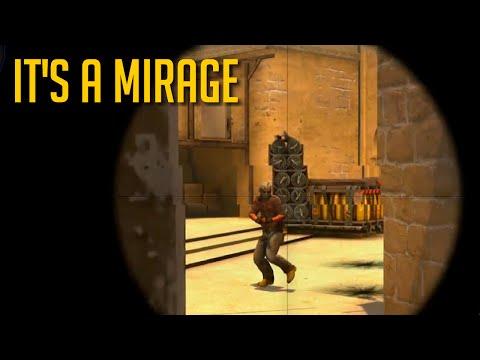 CS:GO Full Match - It's a Mirage
