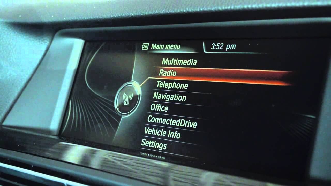 How to Operate BMW Apps!