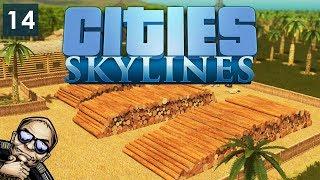 Cities Skylines Industries - Part 14