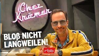 Chez Krömer vom 03.09.2019 mit Motivationstrainer Jürgen Höller
