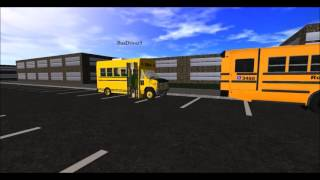 Rigs of Rods - RVCS School Bus Fire Situation (5/30/17)