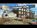Fallout 4 | Container Junkyard Settlement