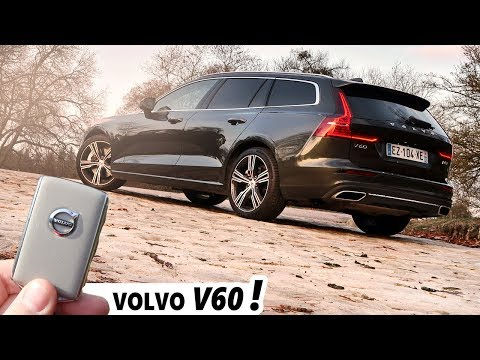 VOLVO V60, LE PLUS BEAU BREAK VIKING !