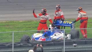 Honda Racing IndyCar Long Beach 2011 Videos