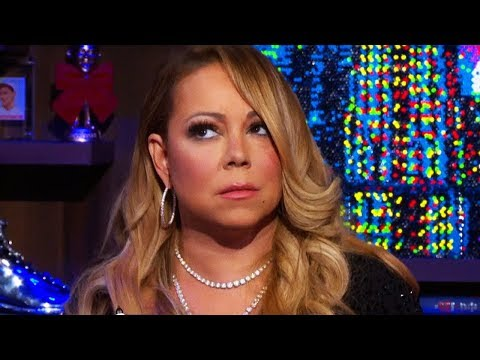 Mariah Carey Getting Irritated/Mad At Interviewers! (Part 2)