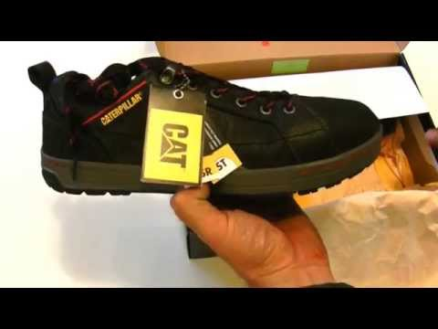 Mail Call! Caterpillar Brode Steel Toe Work Shoe, First Look
