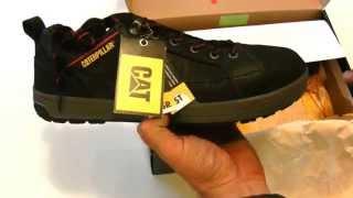 Mail Call! Caterpillar Brode Steel Toe Work Shoe, First Look