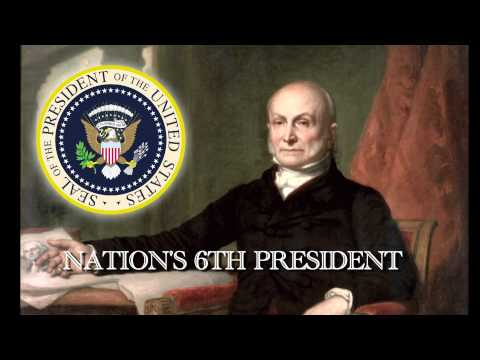 Presidential Minute With John Quincy Adams
