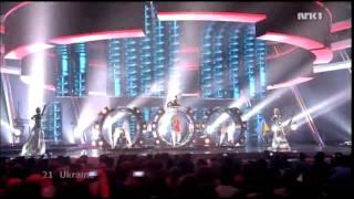 Ukraine - Final - Eurovision 2009 (HD)