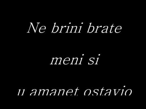 Dejan Matic - Amanet - (Audio + Tekst 2010)