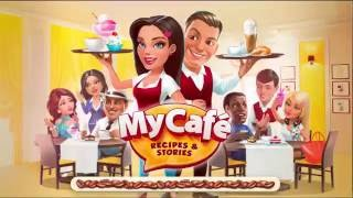 My Café: Recipes & Stories # 103  150k XP for Mary`s order