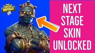 How To UNLOCK The Prisoner Skin STAGES in Fortnite! SNOWFALL SKIN! THE FIRE KING!