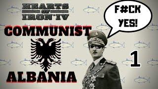 HoI4 - Modern day mod - Commie Albania - Part 1