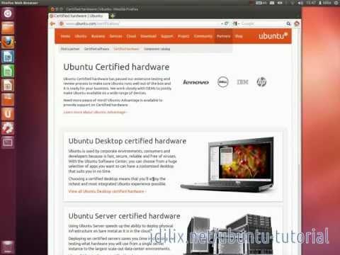 "First steps on Ubuntu 12.04 LTS ""Precise Pangolin"""