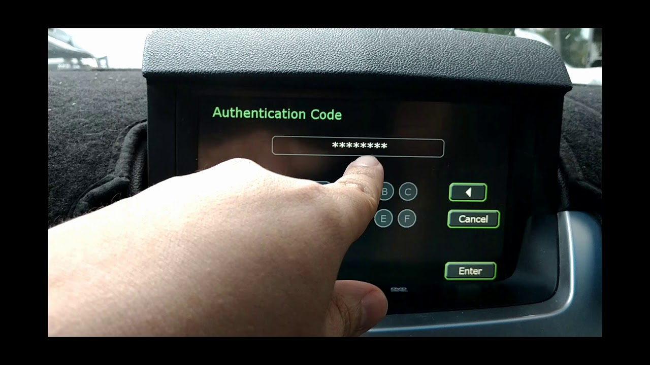 2008-2013 Cadillac CTS Navigation System Map Update - YouTube on