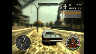 need for speed most wanted dodge charger r t 1970 mod