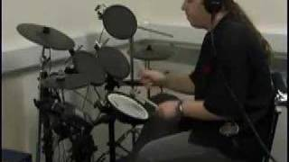 Daysend - Born Is The Enemy (drum training)