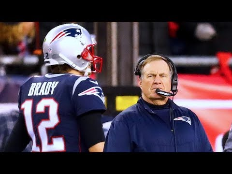 Rich Eisen on the Tom Brady-Bill Belichick Dynamic   The Dan Patrick Show   1/28/19