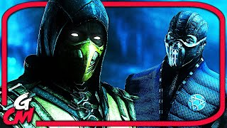Mortal Kombat X - Film Completo ITA HD 60 FPS