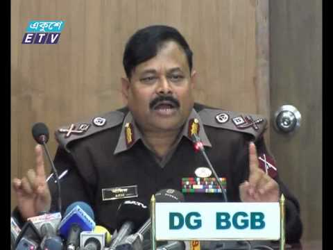 BGB, Mejor General Aziz Ahmed__Ekushey Television Ltd, 15,01,15