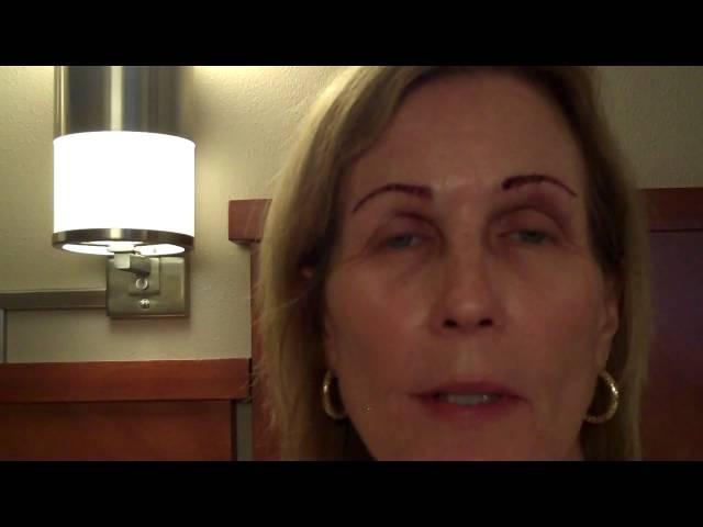Mary's Eyebrow Hair Transplant Recovery Testimonial