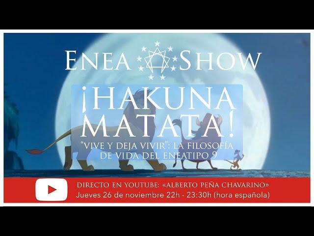¡Hakuna Matata!