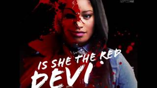 It is who the red devil (scream queens)