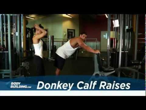 Calves exercises guide 3