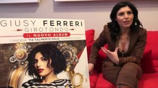 Giusy Ferreri annuncia la sua gravidanza e lancia