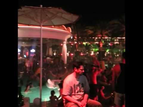 Xs night swim Las Vegas