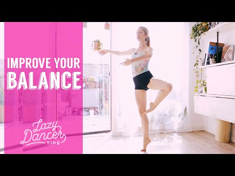 Simple Exercises to Improve your Balance