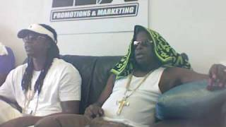 Playaz Circle Interview With iBlog126.com