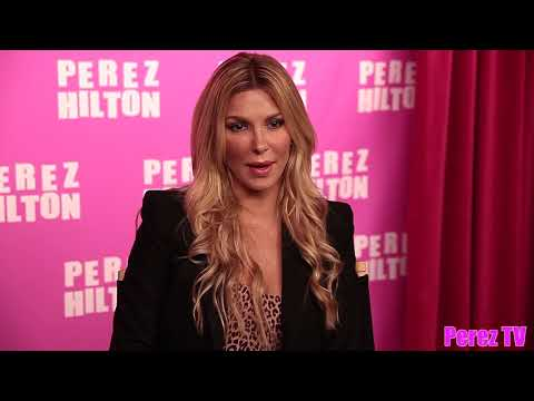 Brandi Glanville Gives The RHOBH Scoop On Feuds & New Cast!