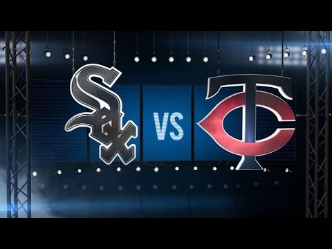 9/3/15: White Sox show grit in Twin Cities