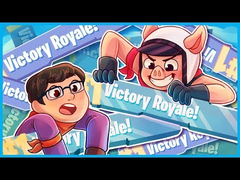 We CANT STOP WINNING in Fortnite: Battle Royale! Fortnite Highlights and Funny Moments
