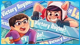 We CAN'T STOP WINNING in Fortnite: Battle Royale! (Fortnite Highlights and Funny Moments)