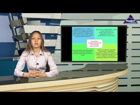 Видеолекция Цели и задачи, сущность, характерные особенности воспитательной работы