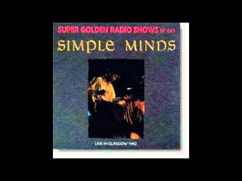 Simple Minds Glasgow December 1982 mp3
