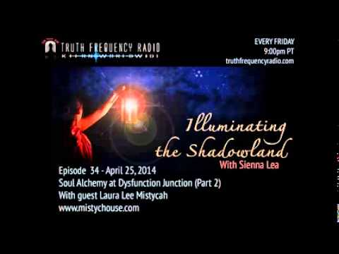 Ep 34 Laura Lee Mistycah Soul Alchemy at Dysfunction Junction Part #2