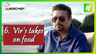 #fame food -​​ Vir Sanghvi Shares his Thoughts on Goan Cuisine | WebChef