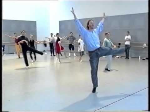 Portrait Balletmaster Martin Meng