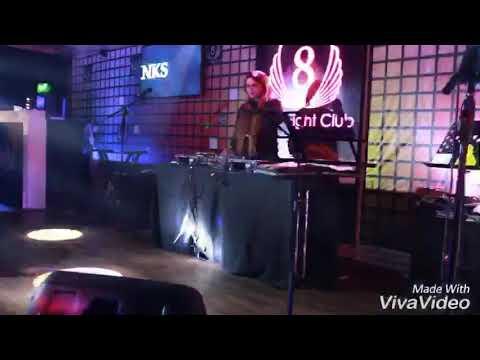 DJ STELLA LIVE @ AFTER 8 CLUB (DOHA)