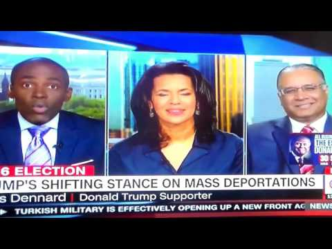 CNN Fredricka Whitfield On Trump Immigration Plan