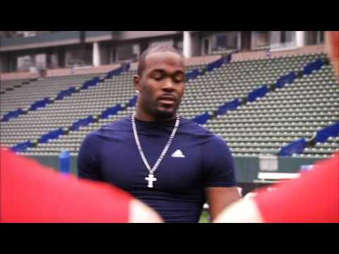 Adidas Football Tips With Mario Williams